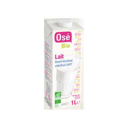 lait Brique 1/2 ecreme  1l...