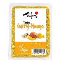 Tofou curry mangue 200g taifun