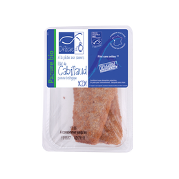 Filet cabillaud panure 200g...