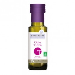 Huile olive a la truffe...