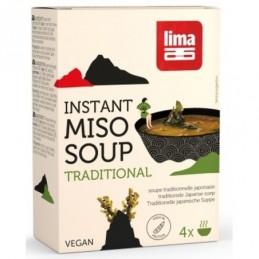 Miso soup instant 40g lima