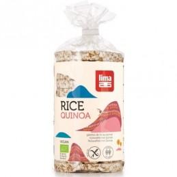 Gal.riz quinoa 100g lima