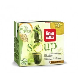 Veloute courg.basilic 0.5l...