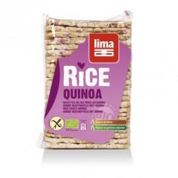 Gal.riz quinoa fines 130g lima
