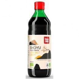 Shoyu pauvre en sel 250ml lima