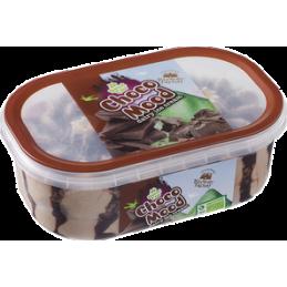 Creme glacee chocolat 900ml...