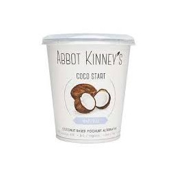 Yaourt abbot kinney's coco...