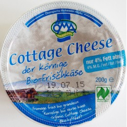 Cottage cheese 200g oma