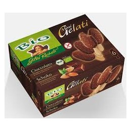 Mini gelati choco.6x52.5ml gil