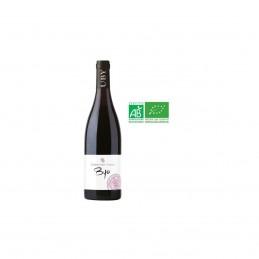 Vin rouge carbernet franc byo