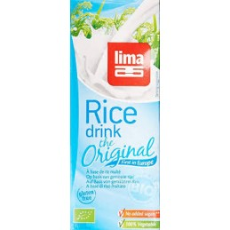 Rice drink origi.20cl lima
