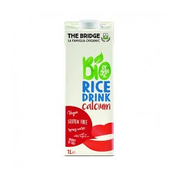Rice drink calcium 1l the brid
