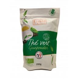 The vert gunpowder 200g elibio