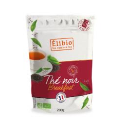 The noir breakfast 200g elibio