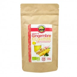 Infusion gingembre 100g...