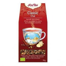 Classic chai 90g yogi tea