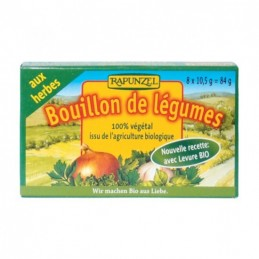 Bouilllon de legumes herbes...