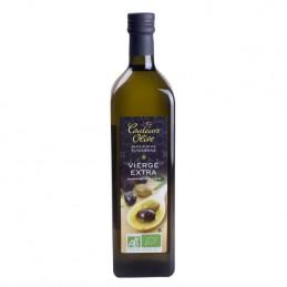 Huile d'olive tunis.1l couleur