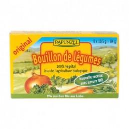 Bouillon legume cubes 84g rapu