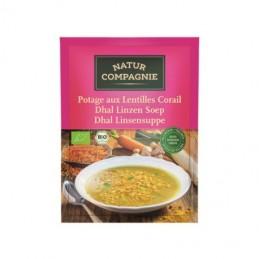 Potage lentil.corail 60g nat