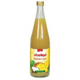 Jus ananas coco 70cl voelkel