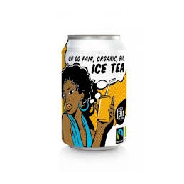 Ice tea pEtillant bio 33cl...