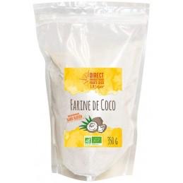 Farine de coco 500g direct...