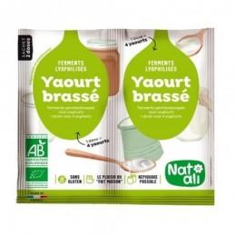 Ferment lyophilise yaourt...