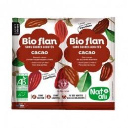 Bioflan chocolat 11g non sucre