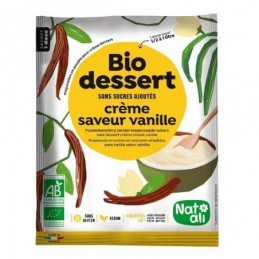 Biocreme vanille 35g natali