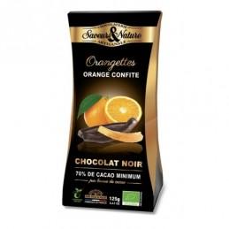 Orangettes 125g saveurs et...