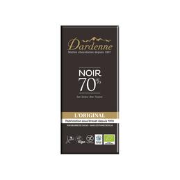 Chocolat noir 100g dardenne