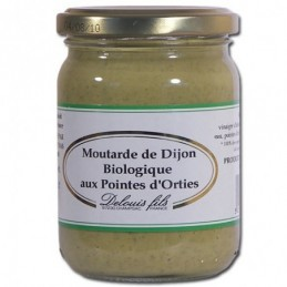 Moutarde forte orties 200g...