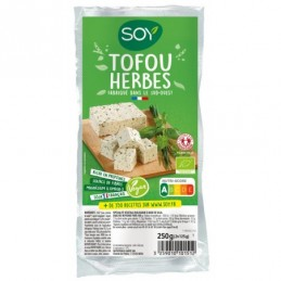 Tofou herbes 2x125g soy vtf