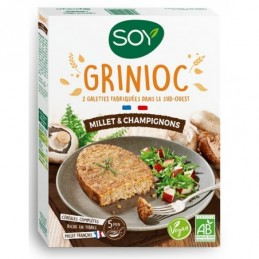 Grinioc millet champ.200g soy
