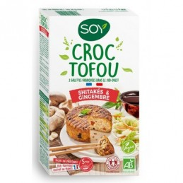 Croc tofou shitake 2x100g...