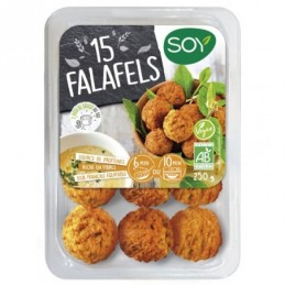 Falafels 250g soy