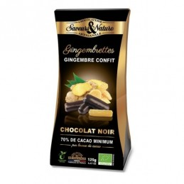 Gingembrettes 125g saveurs...