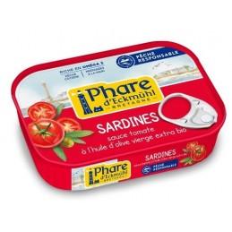 Sardine a la sauce tomate...