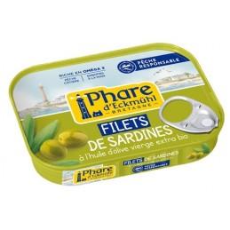 Filet sardines olive 100g...