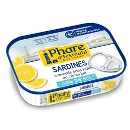 Sardine olive citron ss.sel...