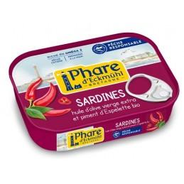 Sardine piment d'espelette...