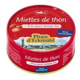 Miette thon tomate 160g...