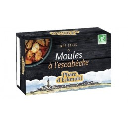 Moule escabeche 111g phare...
