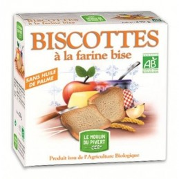 Biscotte bise 270g pivert