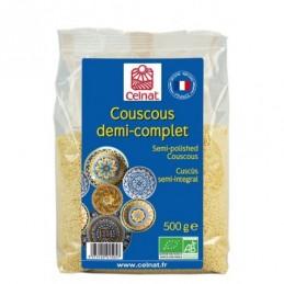 Couscous 1/2 cplt 500g celnat