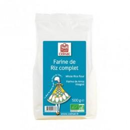 Farine de riz cplt 500g celnat