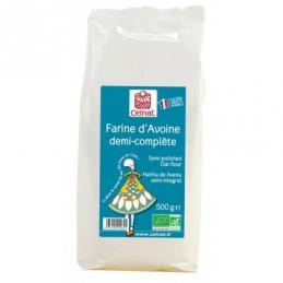 Farine d'avoine demi-cplt...