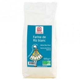 Farine de riz blanc 500g celna