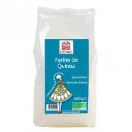 Farine de quinoa 500g celnat